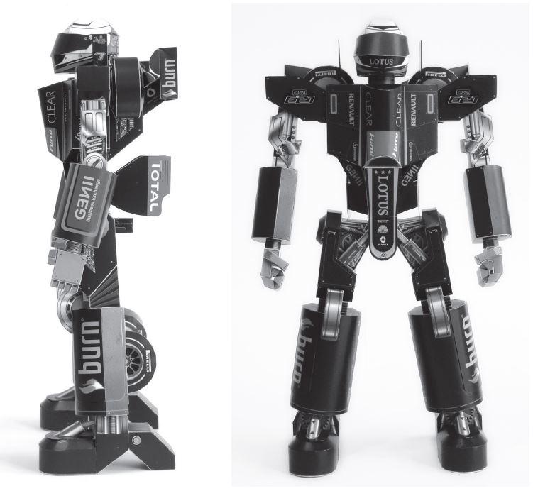 kimi robot
