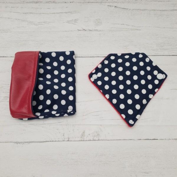 reusable sanitary pad set