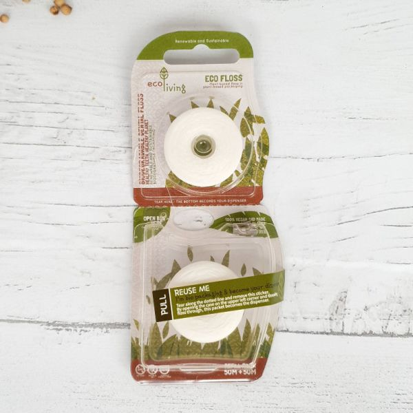 Eco Floss - Plant Based Vegan Dental Floss 2 (1)
