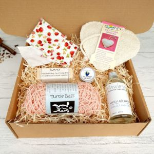 Gift Set For Her Plastic Free Vegan 22