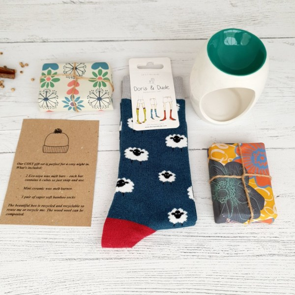 Cosy gift set