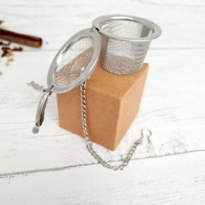 Tea Basket - Stainless Steel Loose Leaf Tea Infuser 2