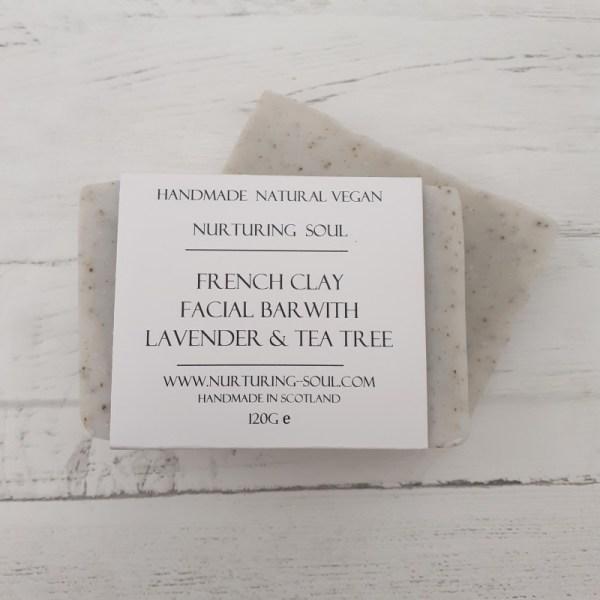 french clay facial bar