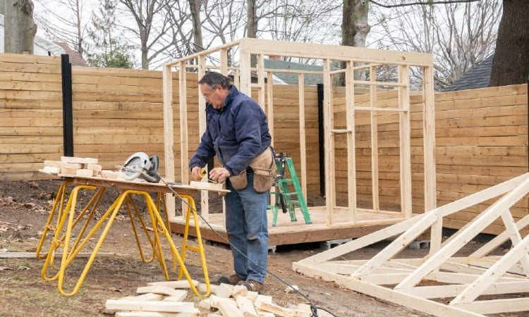 Building A Shed Without A Permit Risks And Consequences