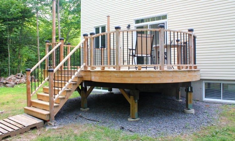 deck post spacing a practical guide