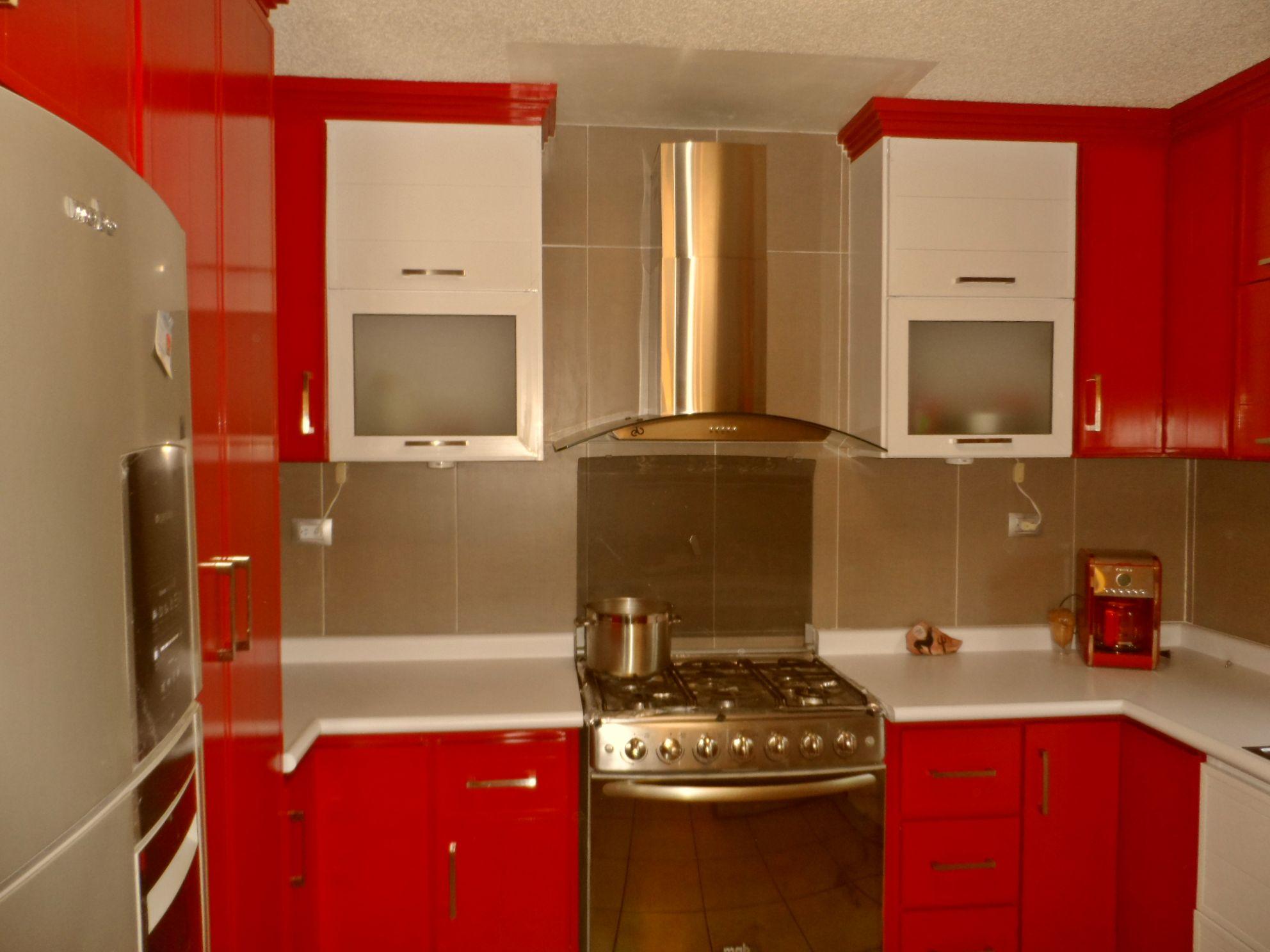 red u shape plastic kitchen cabinets - Plastic Kitchen Cabinet