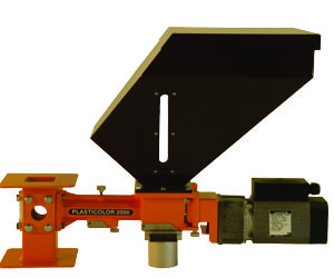 Plasticolor 2000 with AC motor and Optional Quick Drain