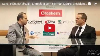 Foto de Canal Plástico Virtual – Entrevista com Herman Moura, presidente da Abief e diretor da empresa Lord