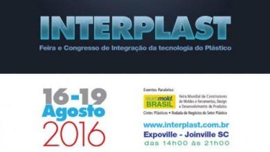 Foto de Interplast e Euromold Brasil reunirão 385 marcas expositoras