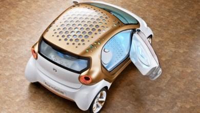 Foto de Ford investe em plástico sustentável para seus veículos