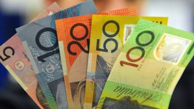 Foto de Polímero é usado para criar dinheiro que não pode ser falsificado