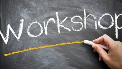 Photo of Workshop gratuito acontece dia 21: inscrições até hoje