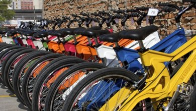 Foto de Empresa reaproveita 650 mil toneladas de plástico para produzir bicicletas