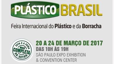 Foto de Confirmada a Plástico Brasil – Feira Internacional do Plástico 2019