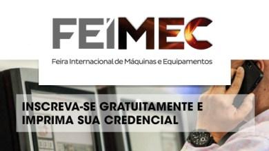Foto de Começa hoje a FEIMEC 2018