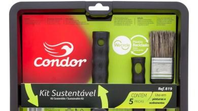 Foto de Braskem e Condor desenvolvem kit de pintura em parceria