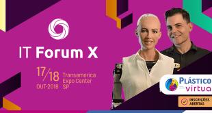IT Fórum X apresentará novidades para o setor de TI