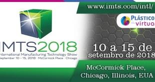 IMTS 2018 ocorrerá entre os dias 10 e 15 de setembro