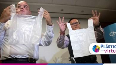 Foto de Sacos plásticos solúveis em água são desenvolvidos por chilenos
