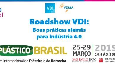 Foto de Roadshow da VDI na Plástico Brasil 2019 revela As Boas Práticas Alemãs para a Indústria 4.0