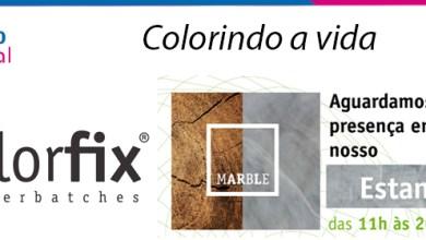 Foto de Colorfix apresenta soluções durante Feiplastic