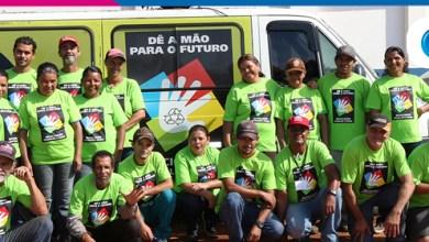 Foto de Associação por meio de projeto beneficia catadores com equipamentos de reciclagem