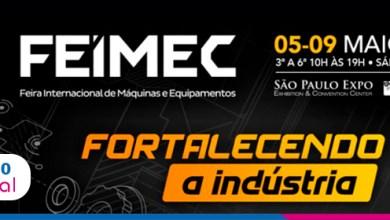 Foto de FEIMEC reúne toda a cadeia industrial para as novidades do mercado