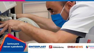 Foto de [COVID-19]: Reforma de respiradores: BMW se junta para ajudar a salvar vidas