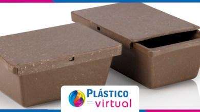 Foto de Primeira indústria produz plástico a partir de polímeros biodegradáveis e compostáveis