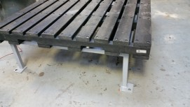 Heavy Duty custom plastic pallet