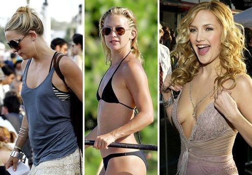 Kate Hudson Breast Implant