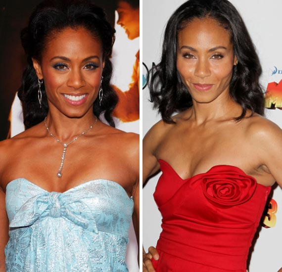 Jada Pinkett Smith Plastic Surgery Pictures