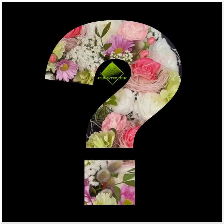 Bouquet surprise ©Plastiflor