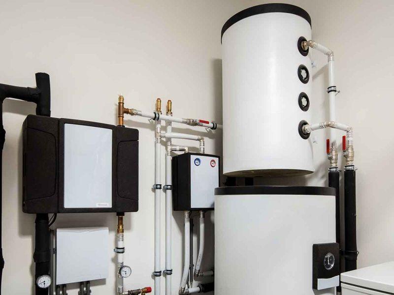 Корпуса систем отопления