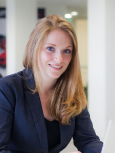 Bionda van Hoeven - Marketing Manager