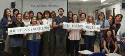 III Encuentro de la Plataforma Dislexia 21 Enero