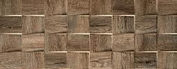 WOOD Mosaico Style Nut 35x90