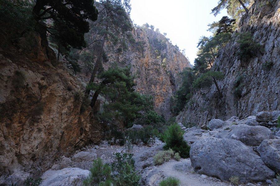 Gorge of Agia-Irini