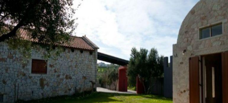 Karavitakis Winery Tour