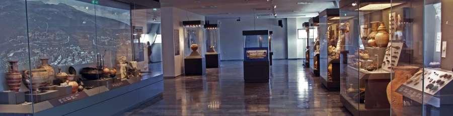Museum Eleftherna Hall