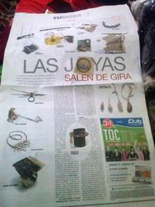Tiempo, Joyeros Argentinos.