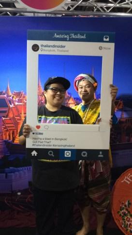 Magical Thailand booth
