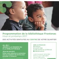 Bibliothèque Frontenac
