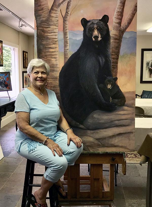 2018 bear raffle winner_Kate Raulerson_7553 (1)