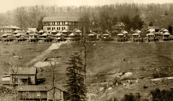 Bug Hill around 1910