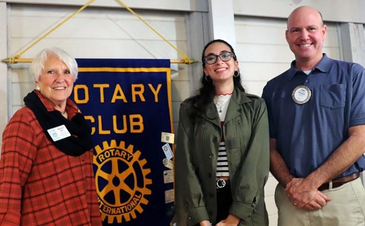 Rotary.Peggy Wilke et al