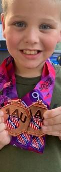 Blake Medals