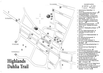 Highlands.Dahlia Trail.Map