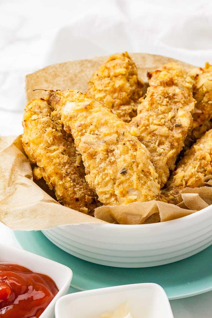 Extra Deep Fried Chicken Crispy
