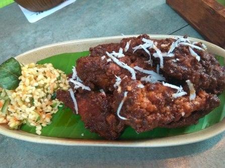 Kumdapur Chicken Wings